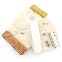 Beall 8 inch Buffing System - complete kit
